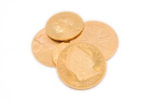 Goldmedaillien Ankauf
