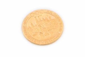 Goldmedaillien verkaufen