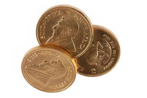 Goldmünzen verkaufen