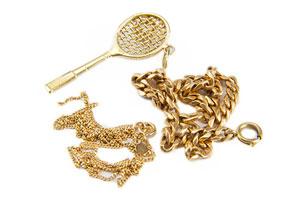 Goldschmuck Ankauf